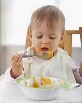 学龄前儿童平衡膳食
