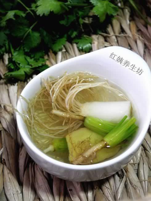 治疗风寒感冒最有效的食疗方的做法