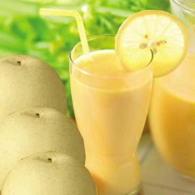 养生必看:细数冬季喝梨汁的九大好处
