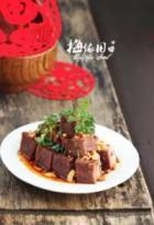 红油香酥驴肉的做法