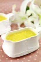 玉米桂花蛋羹的做法