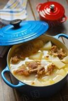 萝卜牛尾汤的做法
