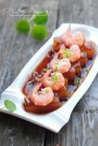 冬瓜基围虾的做法