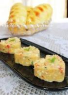 日式土豆泥沙拉的做法
