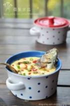营养又美味的鲫鱼蒸蛋的做法