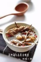茶树菇无花果老鸭汤的做法