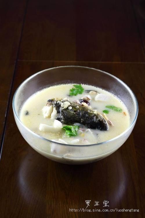 红枣淮山头尾汤的做法