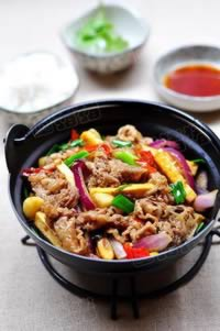 肥牛炒豆干的做法,怎么做,如何做好吃,图解详细步骤