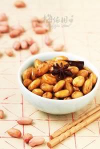 酱花生米的做法,怎么做,如何做好吃,图解详细步骤