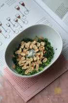 花生米拌香菜的做法,怎么做,如何做好吃,图解详细步骤