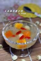 木瓜银耳莲子汤的做法