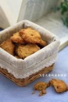 燕麦核桃饼干的做法