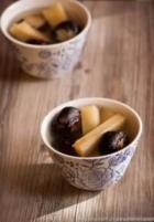 甘蔗煮荸荠串的做法