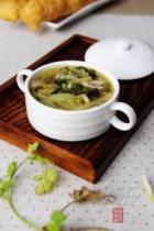 肉丝雪里蕻土豆汤的做法