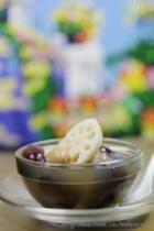 桂圆红枣莲藕的做法