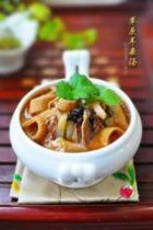 草原羊杂汤的做法