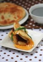 葱油煎蛋饼的做法,怎么做,如何做好吃,图解详细步骤