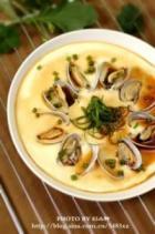 蛤蜊蒸蛋的做法