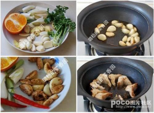 蒜子烧鳗鱼的做法