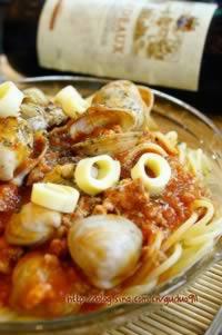 茄汁金枪鱼意大利面的做法,怎么做,如何做好吃,图解详细步骤