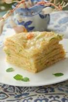 西葫芦鲜虾饼的做法