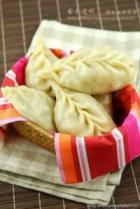 豇豆烫面蒸饺的做法