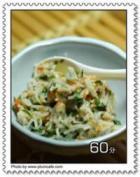鸡肉胡萝卜生菜鸡汤面的做法