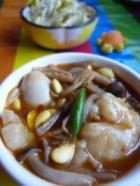 豆瓣面疙瘩汤的做法