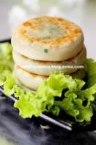 小白菜馅饼的做法