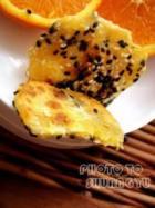 果汁茯苓饼的做法