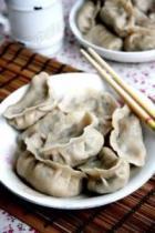 马齿苋饺子的做法