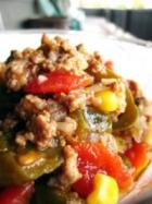 传统意面混搭墨西哥辣椒的做法