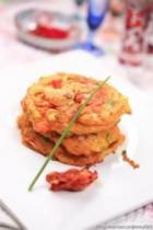 海鲜泡菜贴饼的做法