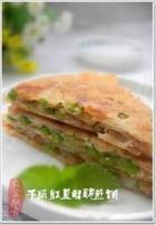 千层豇豆酥脆煎饼的做法