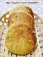 电饼铛麻酱酥烧饼的做法