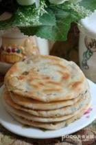 电饼铛葱油酥饼的做法,怎么做,如何做好吃,图解详细步骤