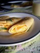 台式软蛋皮饼的做法