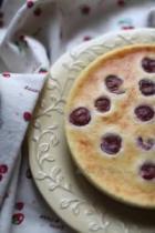 樱桃芝士蛋糕的做法
