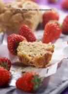 草莓麦芬的做法