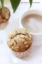 咖啡松子小蛋糕的做法