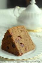 巧克力樱桃百利甜蛋糕的做法