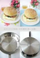 陈皮猪柳汉堡的做法
