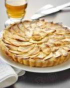 奶香杏仁苹果派的做法