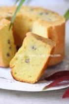 红豆戚风蛋糕的做法
