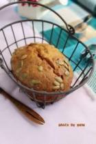 南瓜子玛芬蛋糕的做法