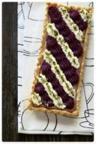 紫薯芝士塔的做法