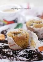 椰香朗姆葡萄蛋糕的做法