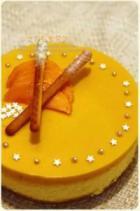 芒果慕斯芝士蛋糕的做法