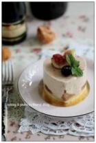无花果幕斯蛋糕的做法