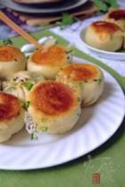 小白菜生煎包的做法